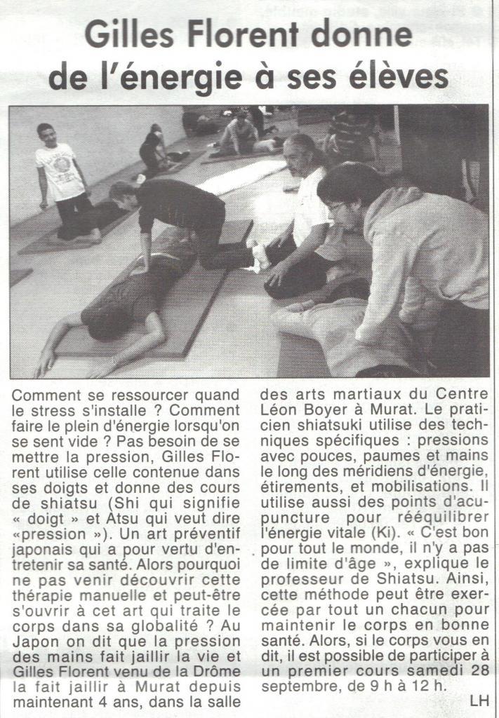 Article-la-depeche-du-6-09-13