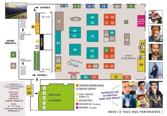 Plan stand n 33