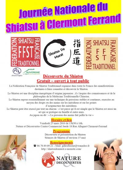Plaquette journee nationale du shiatsu 1